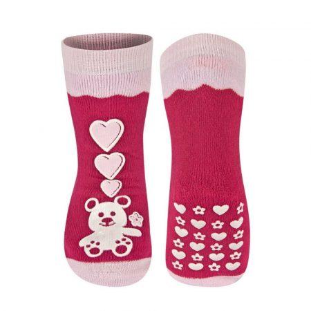 SOXO Sötétben világító, foszforeszkáló gyermek zokni 22-23