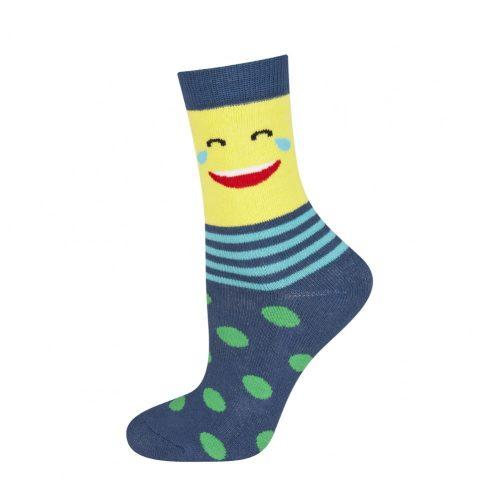 SOXO Színes, vidám, vastag téli zokni 25-28