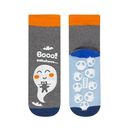 SOXO Sötétben világító, foszforeszkáló gyermek zokni 26-28 - Szellemes