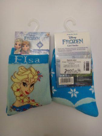 Jégvarázs Frozen gyerek zokni 31-34 ELSA