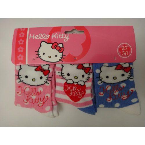 Hello_Kitty_Gyerek_Zokni_31-34_3_Par