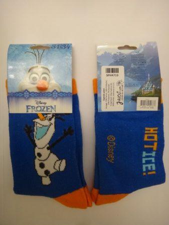 Jégvarázs Frozen gyerek zokni 27-30 OLAF