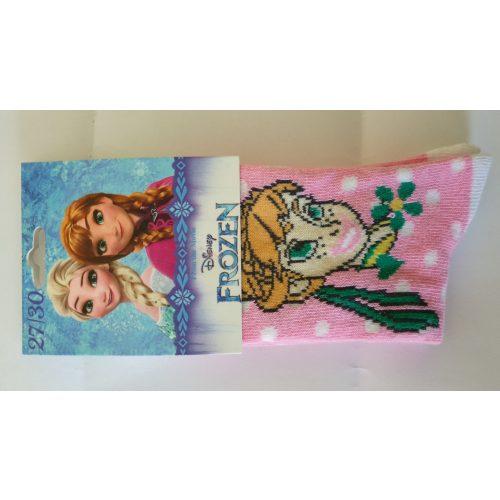 Jégvarázs Frozen gyerek zokni 27-30 ANNA
