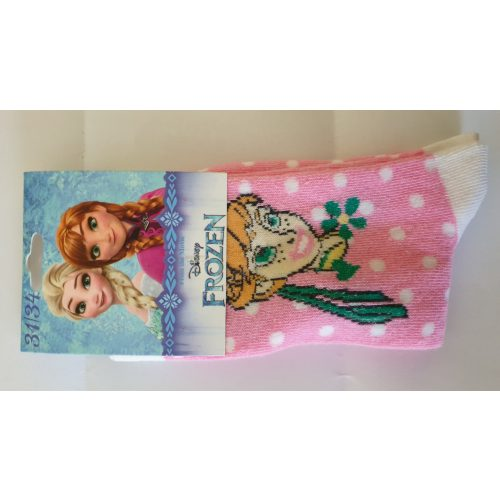 Jégvarázs Frozen gyerek zokni 31-34 ANNA